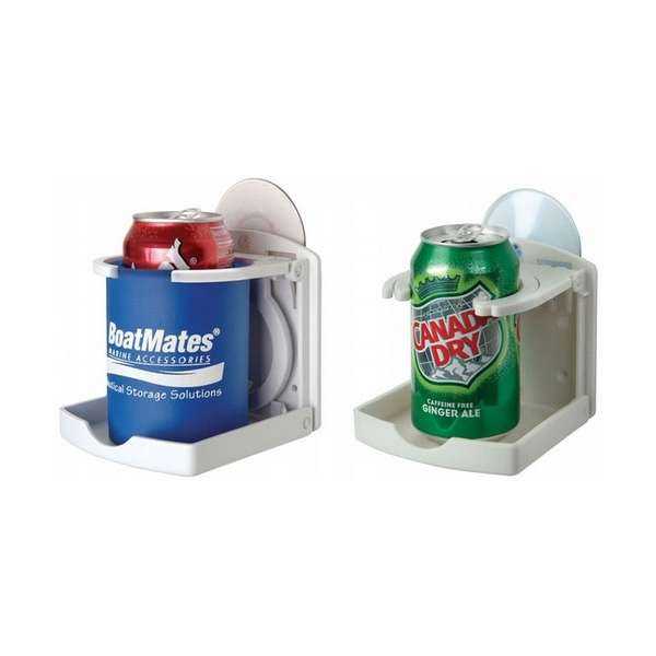 BoatMates Folding Drink Holder 2 Pack TSS-0009