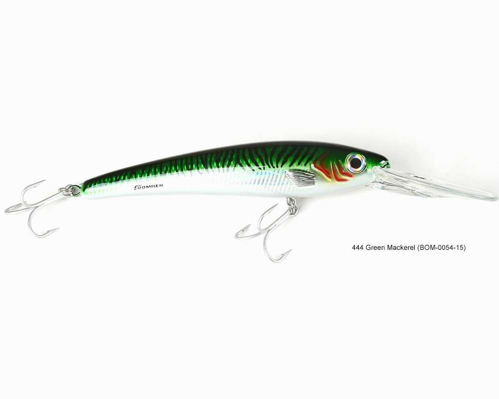 Bomber certified depth lures tackledirect for Saltwater fishing tackle