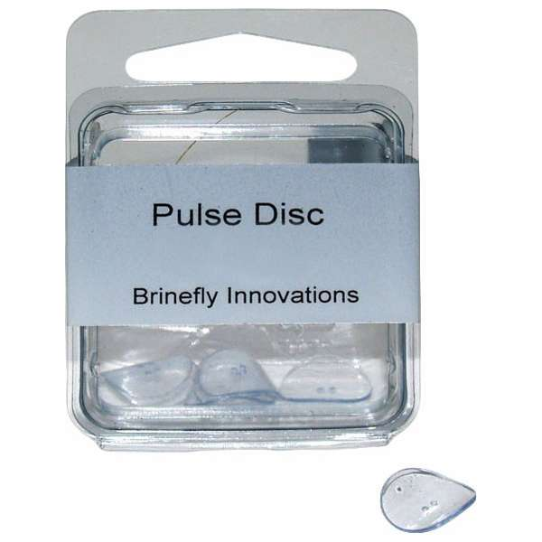 Brinefly #2 Pulse Discs - 5/8in - 6 Pack BFY-0005