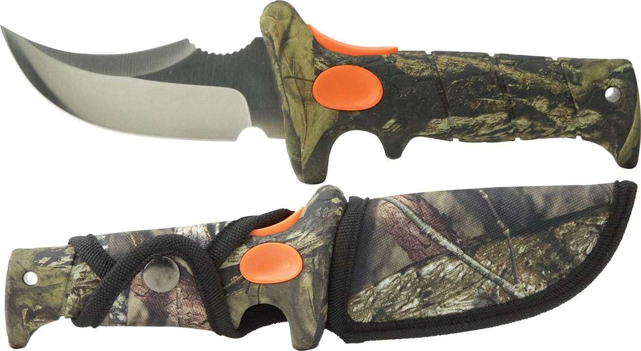 Bubba blade bb1 rh mo 4 in bb rhino knife tackledirect for Bubba blade fishing pliers