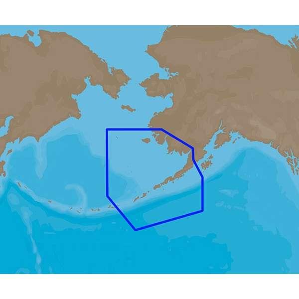 C-MAP 4D Bristol Bay to Amukta Pass