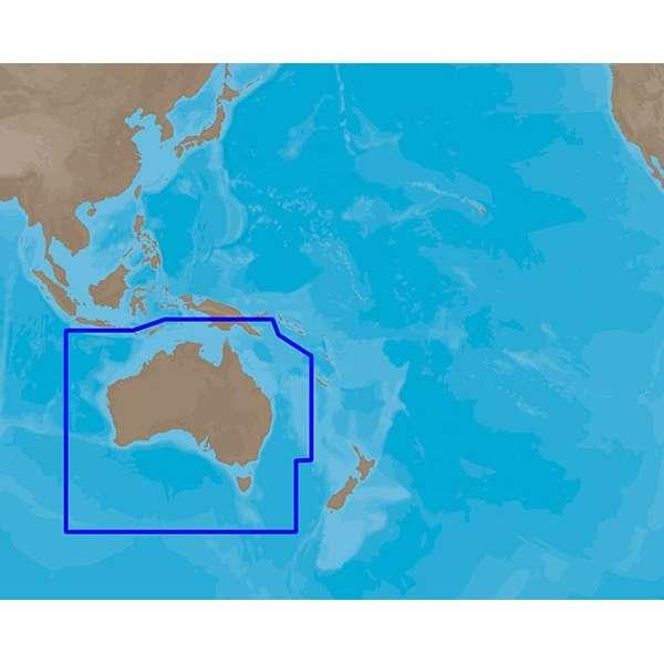 C-Map MAX AU-M005 - Australia - SD