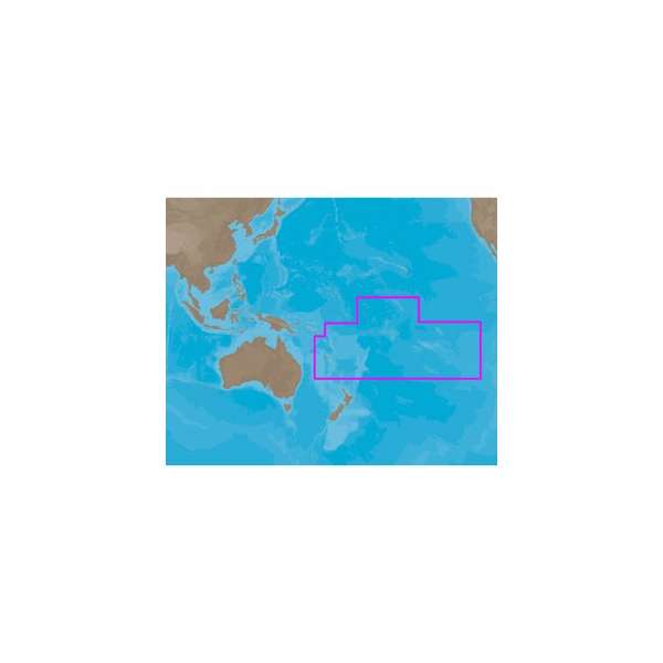 C-MAP MAX PC-M204 - South Pacific Islands