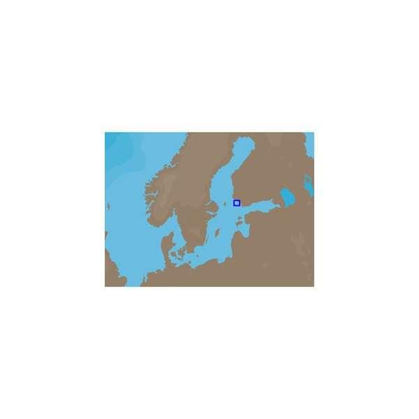 C-MAP NT+ EN-C318 - Turku Area -