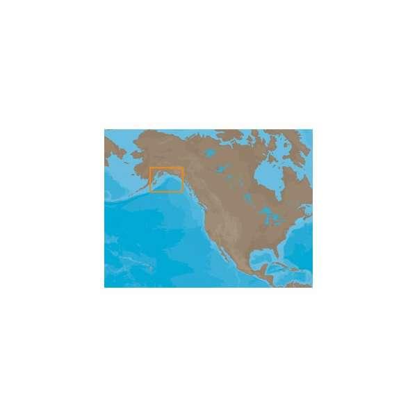 C-MAP NT+ NA-C805 - Yakutat Bay-Kodiak Island: