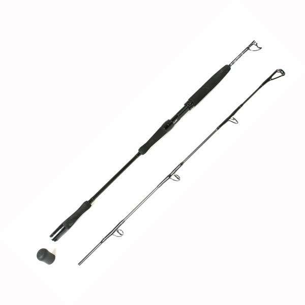 Century vj726 offshore vertical jigging spinning rod for Offshore fishing rods