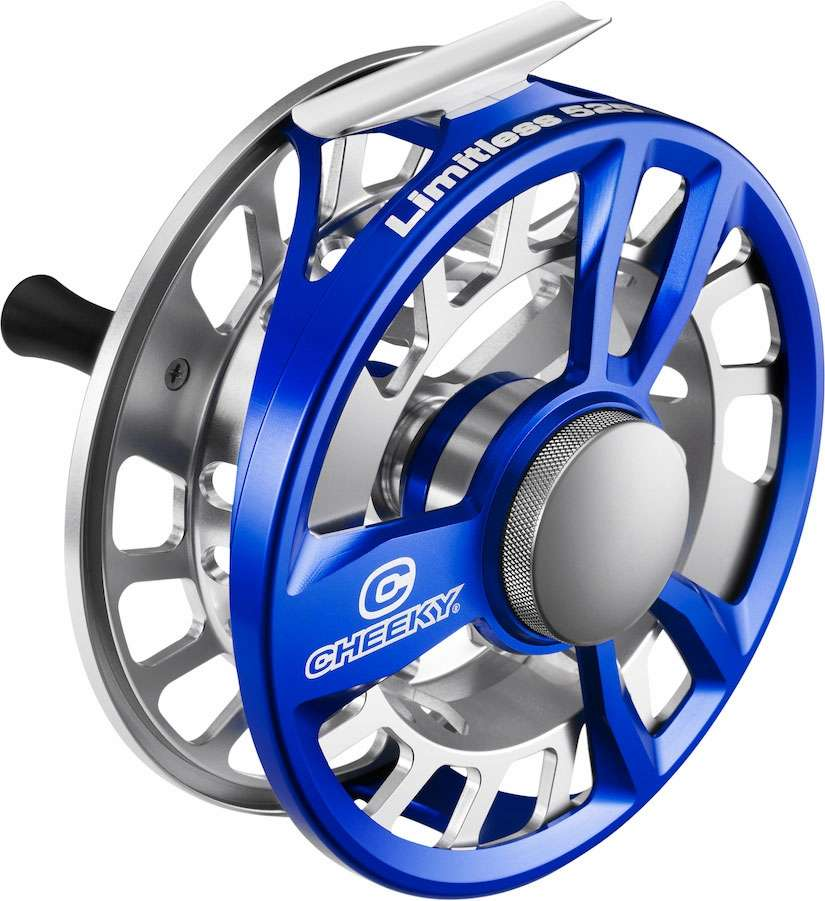 Cheeky limitless 525 fly reel tackledirect for Cheeky fly fishing