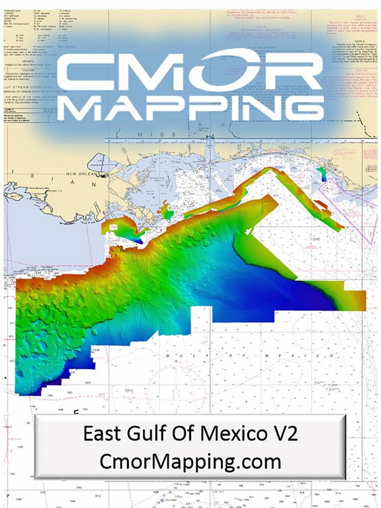 CMOR East Gulf of Mexico Mapping f/