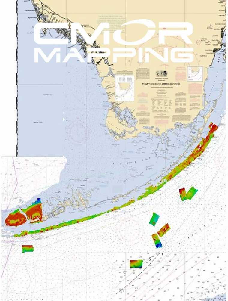 CMOR Mapping South Florida Mapping f/ Raymarine