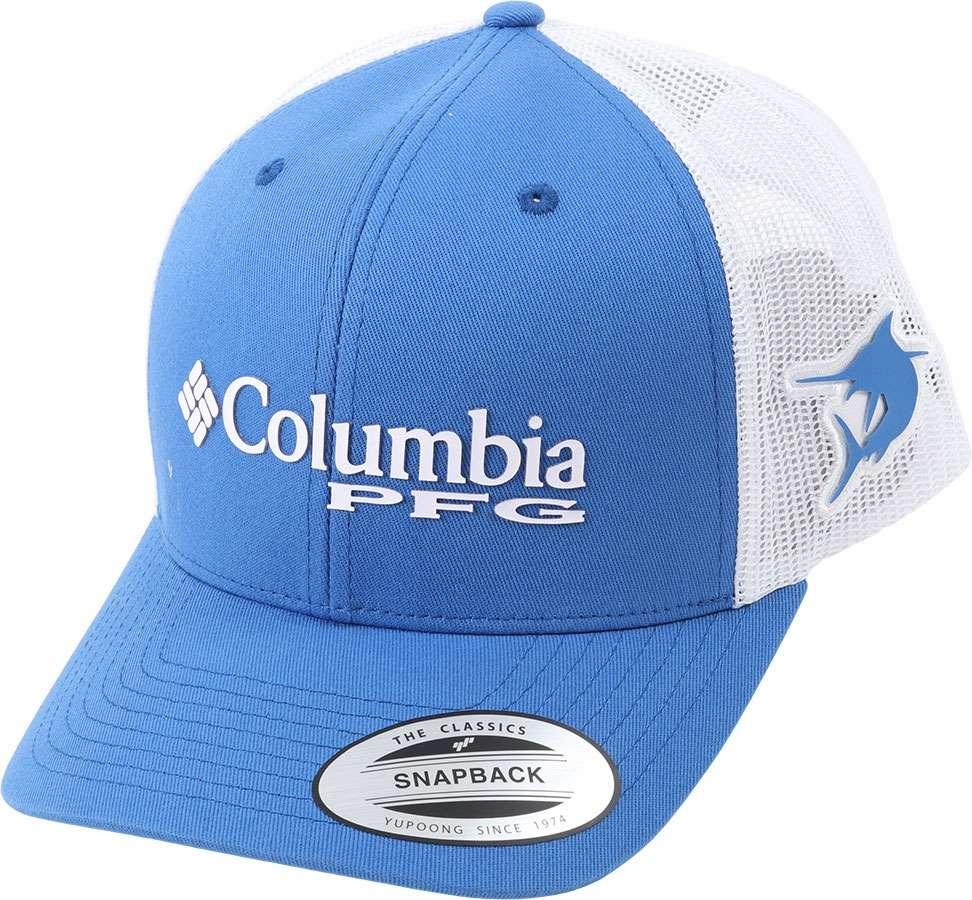 88156b120b3 Columbia PFG Marlin Mesh Snap Back Ball Cap