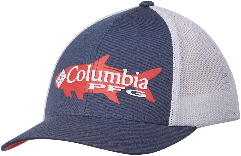 616889433ed13 Columbia PFG Tarpon Signature 110 Ball Cap