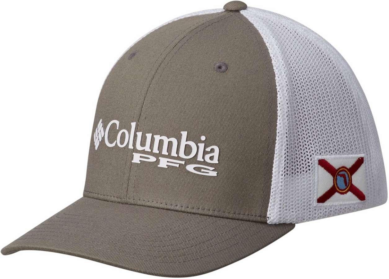 Columbia 1730721029 PFG Stateside Florida Mesh Ball Cap - S M c2ce0eb2efd