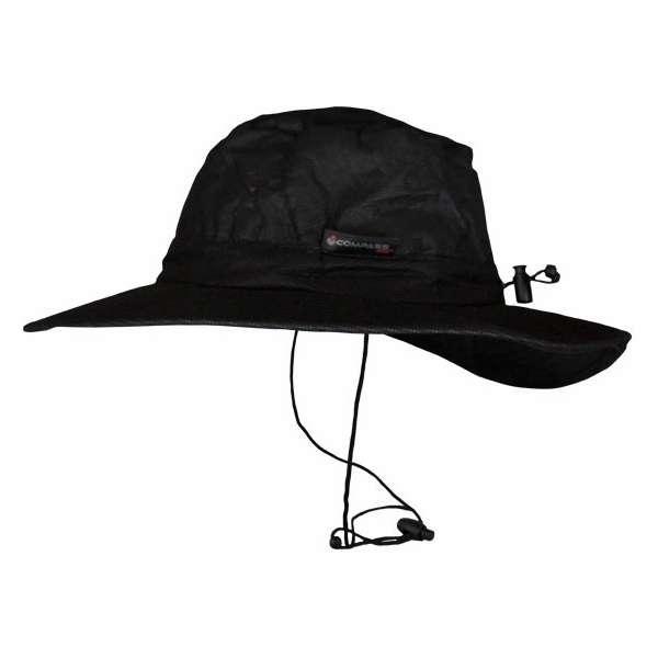 Compass360 TT63101-10 RainTek Waterproof Bucket Hat - Black 20942e9107a