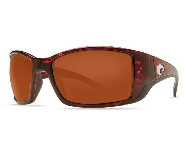 1b869eb47d5 Costa Del Mar Blackfin 580P Sunglasses - TackleDirect