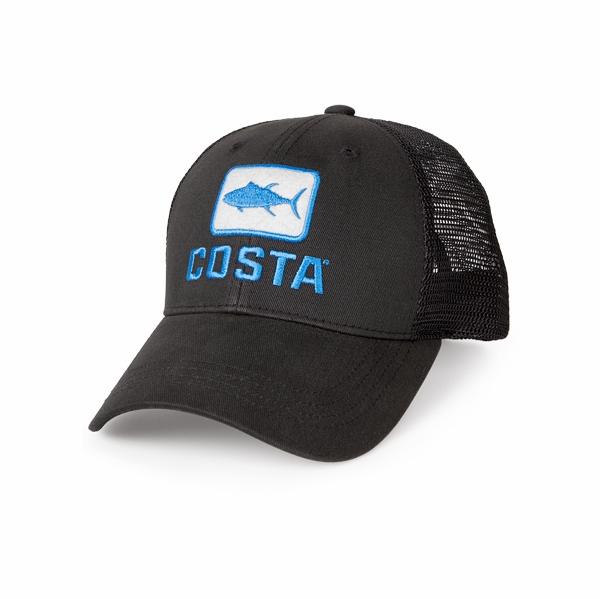 bc99bcda3a Costa Del Mar Tuna Trucker Hat - TackleDirect