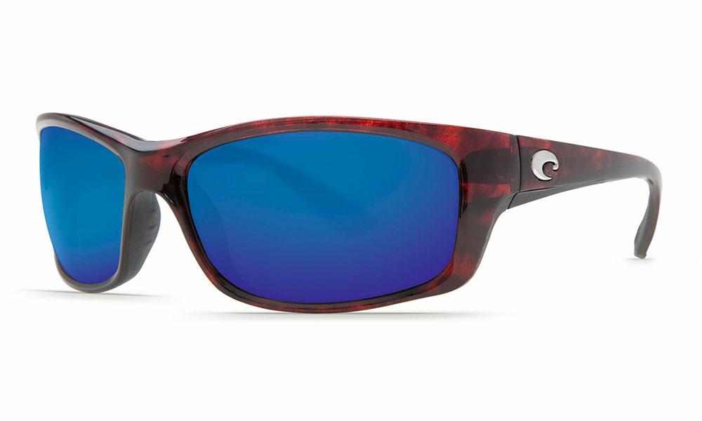06dff111a8 Costa Jose Sunglasses Tortoise Blue Mirror 580P - TackleDirect