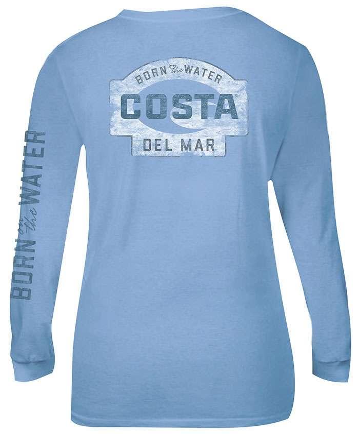 Costa del mar miramar long sleeve t shirt tackledirect for Costa fishing shirt
