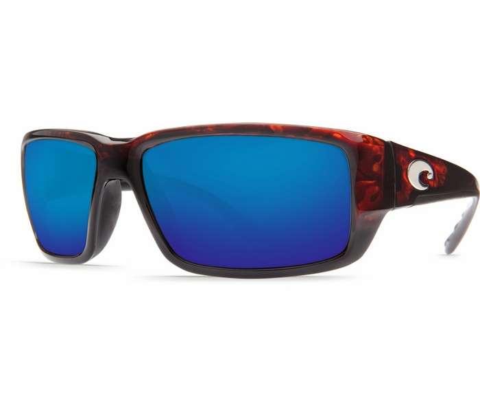 53a56e187ac0 Costa Del Mar TF-10-OBMGLP Fantail Sunglasses   TackleDirect