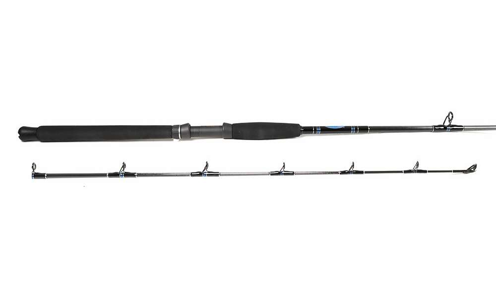 Cousins tackle gbt70mh c east coast saltwater boat rod for Cousins fishing rods