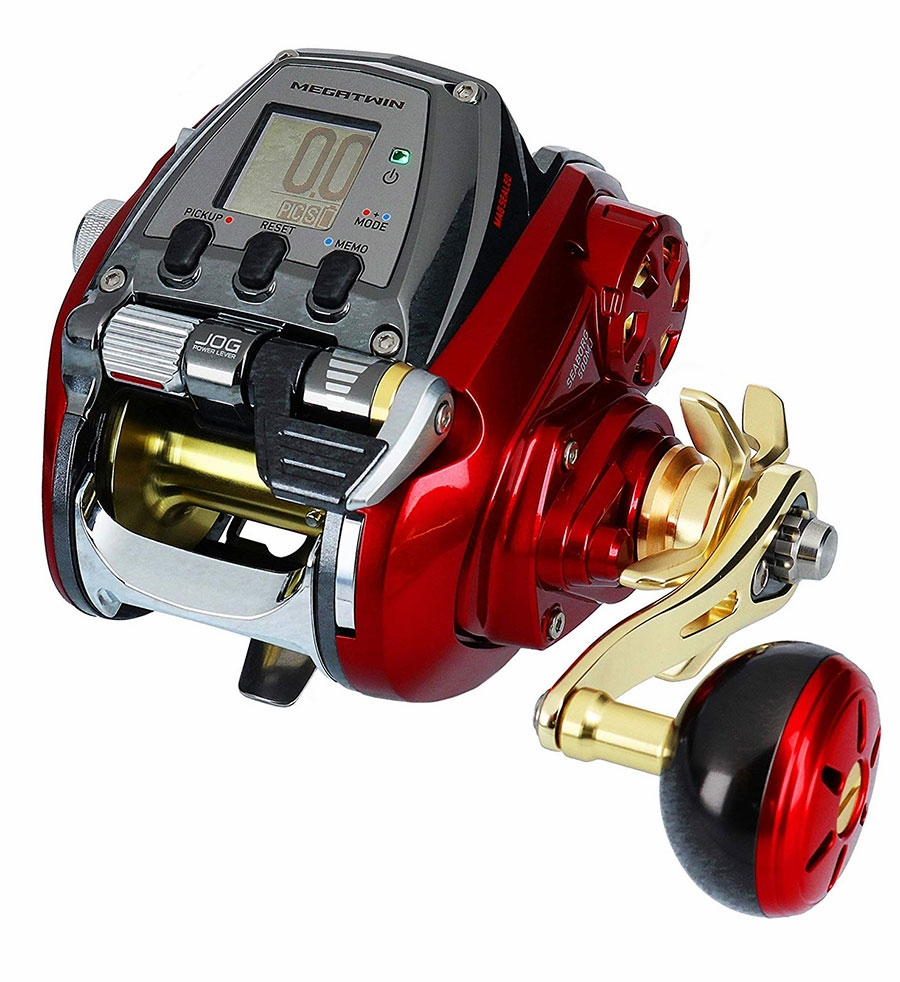 Daiwa 500MJ Seaborg MegaTwin Electric Reel