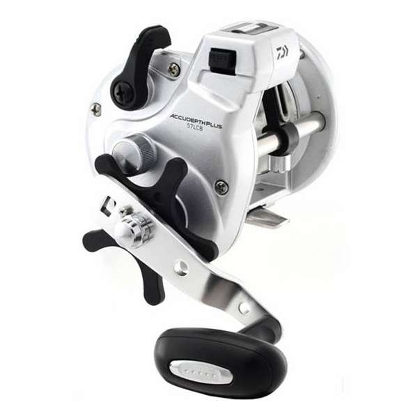DAIWA ADP17LCB ACCUDEPTH PLUS B SERIES LINECOUNTER LEVELWIND TROLLING REEL