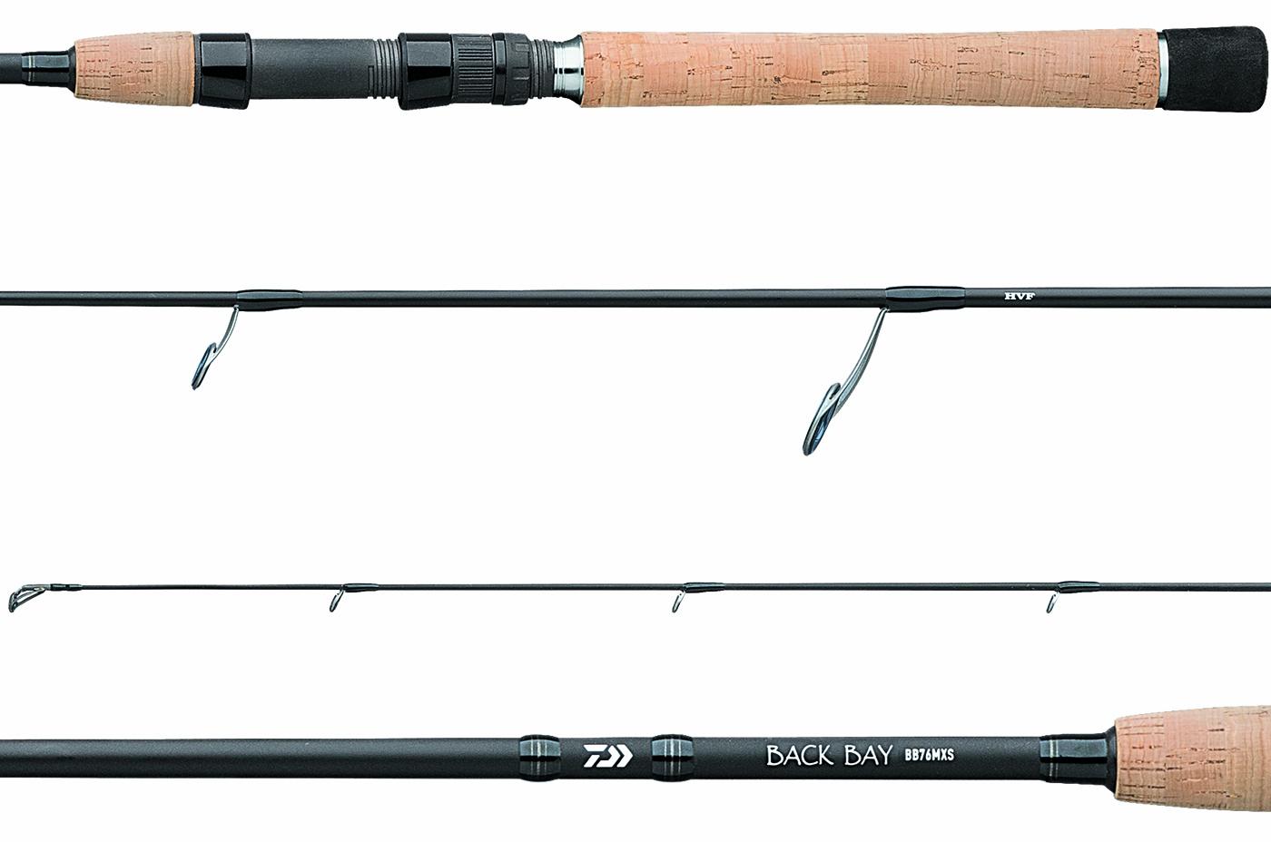 Daiwa Back Bay Spinning Rods - TackleDirect