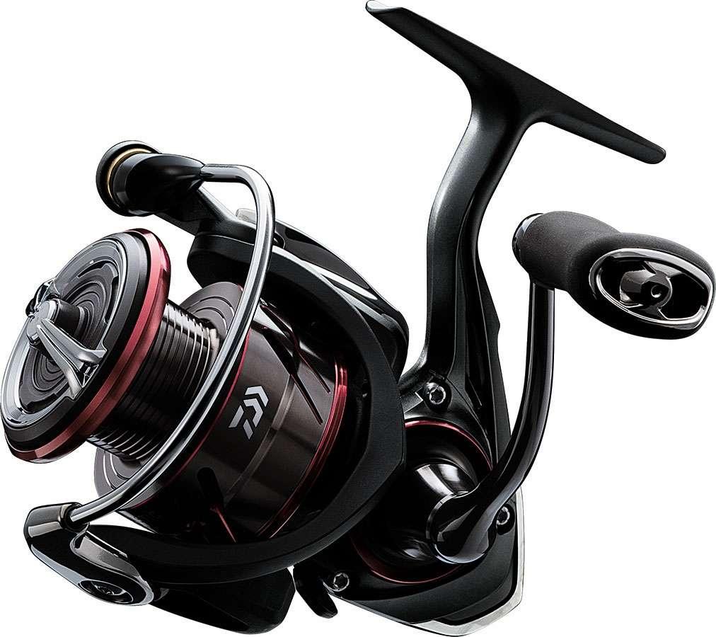 Daiwa ballistic lt light tough spinning reels tackledirect for Daiwa fishing rods