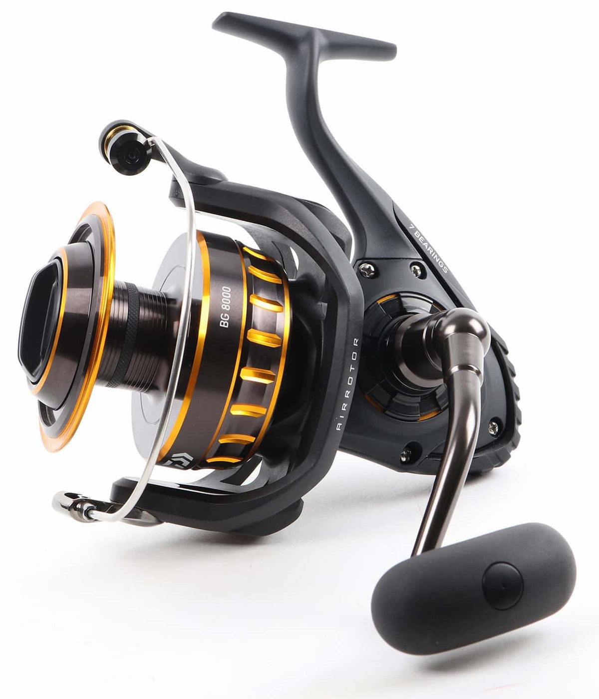 e574bb1940c Daiwa BG4000 BG Saltwater Spinning Reel | TackleDirect