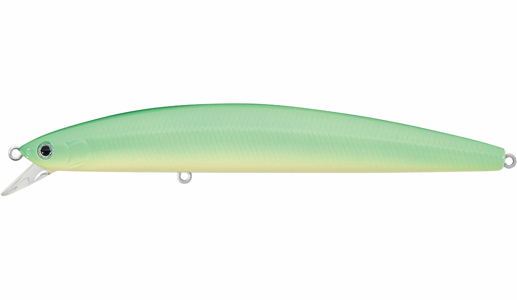 Daiwa Salt Pro Minnow - 5-1/8in Floating - Mint
