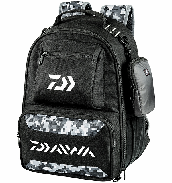 0faf0855019 Daiwa D-Vec Tactical Traveler Reel Case - TackleDirect