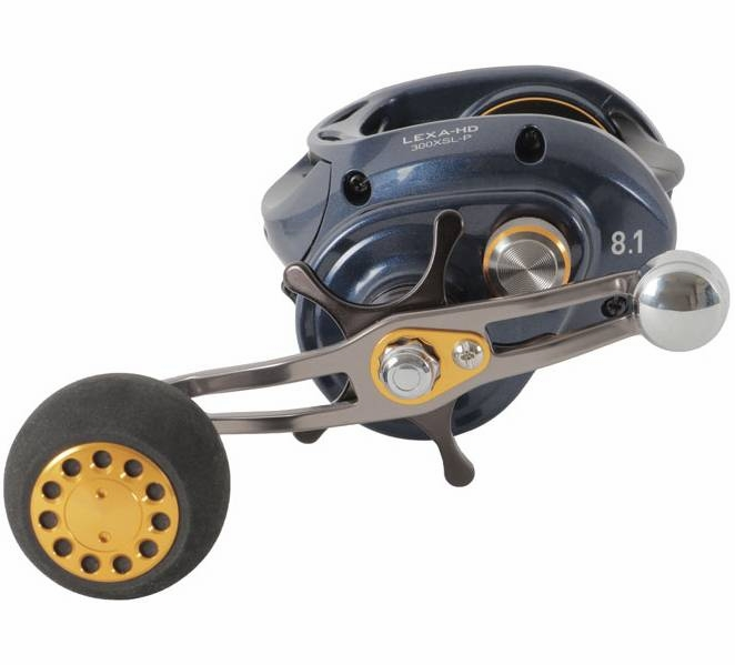 d2c7fe781dd Daiwa Lexa 300 Type HD Baitcasting Reels | TackleDirect