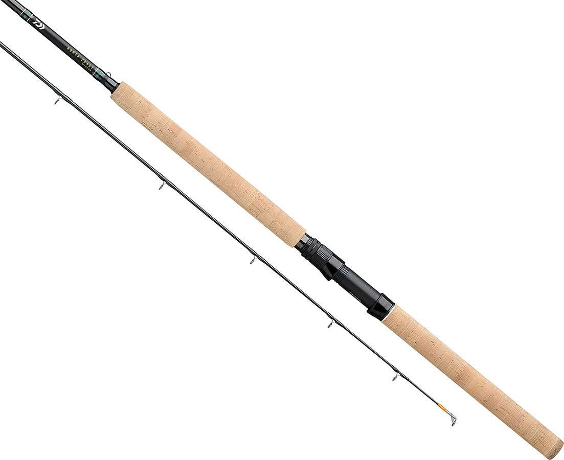 Daiwa NCM1062M North Coast Salmon and Steelhead Mooching Rod
