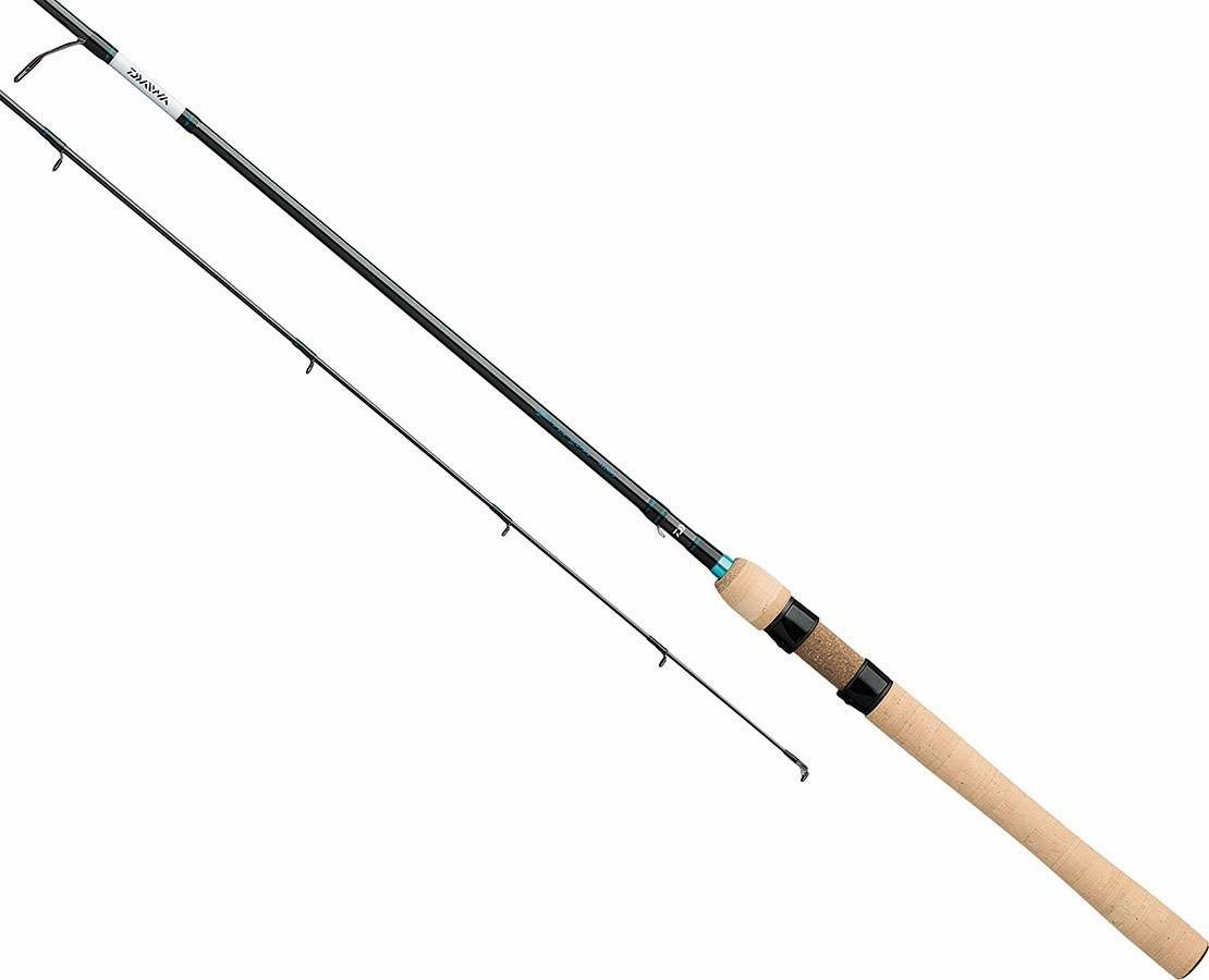 Daiwa pcy661mxs procyon freshwater spinning rod tackledirect for Freshwater fishing rods