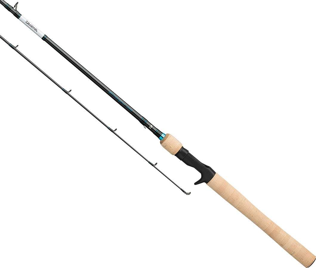 Daiwa pcy761hfb procyon freshwater casting rod tackledirect for Freshwater fishing rods