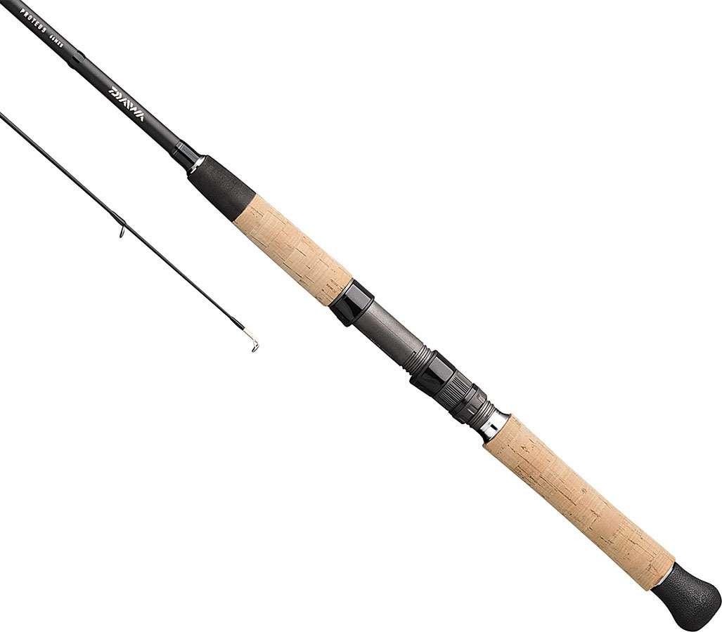 Daiwa prin70hxs ne proteus northeast inshore spinning rod for Fishing rod reviews