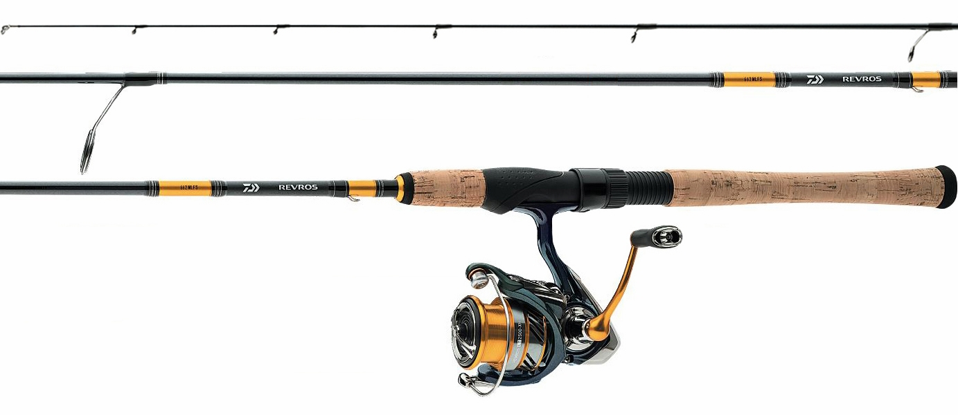 a64cd84310f Daiwa Revros LT Spinning Combos - TackleDirect