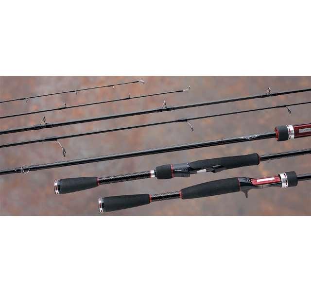 Daiwa steez stz681mlfsa svf compile x spinning rod for Daiwa fishing rods