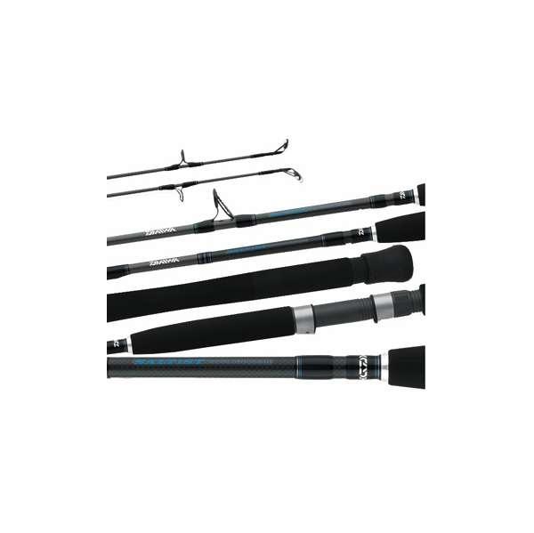 Daiwa STJ60HF Saltist Boat Jigging Conventional Rod