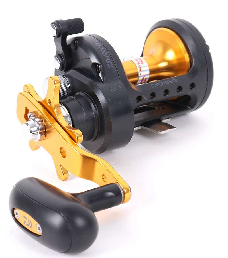 Advantages of High Speed Reel