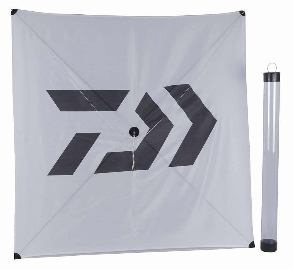 TIGRESS WHITE SPECIALTY LITE WIND KITE