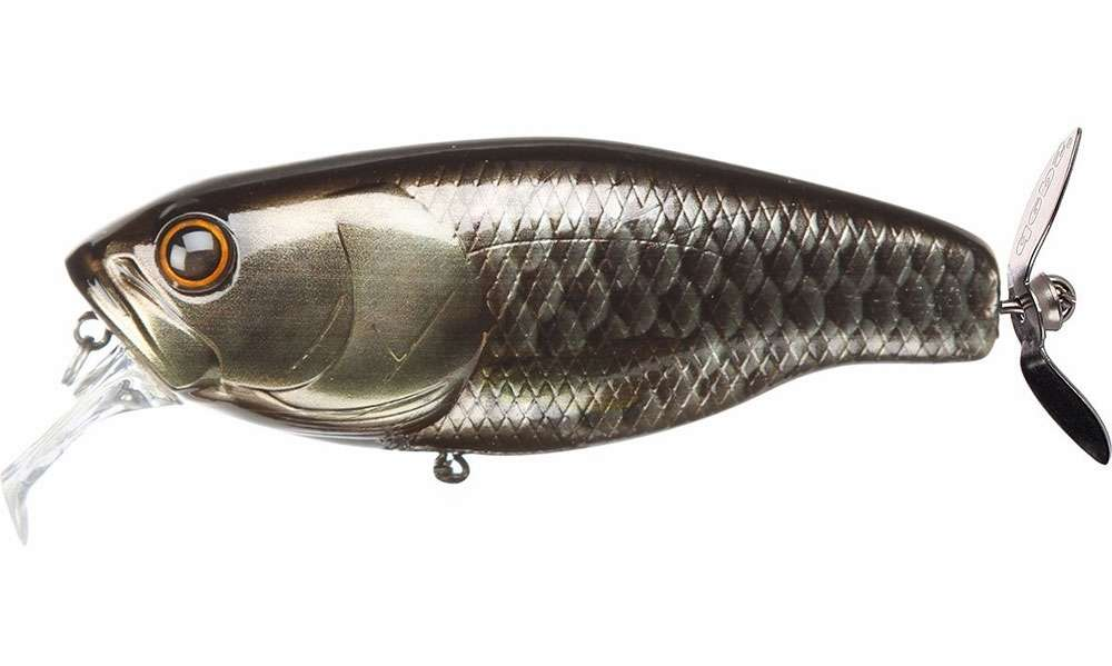 Deps Buzzjet Lure - Real Nude Black DPS-0004-7
