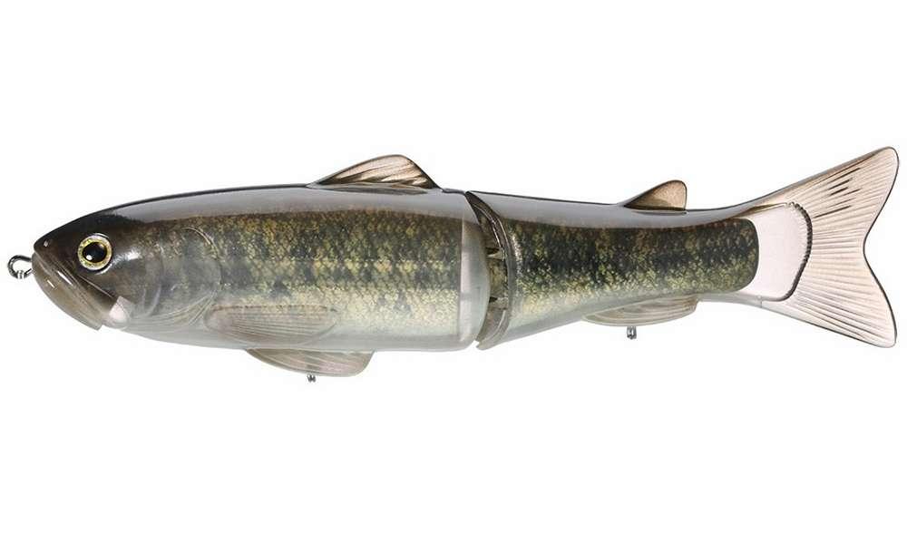 Deps Slide Swimmer Lure 250 - Butch Brown Bass DPS-0001-7
