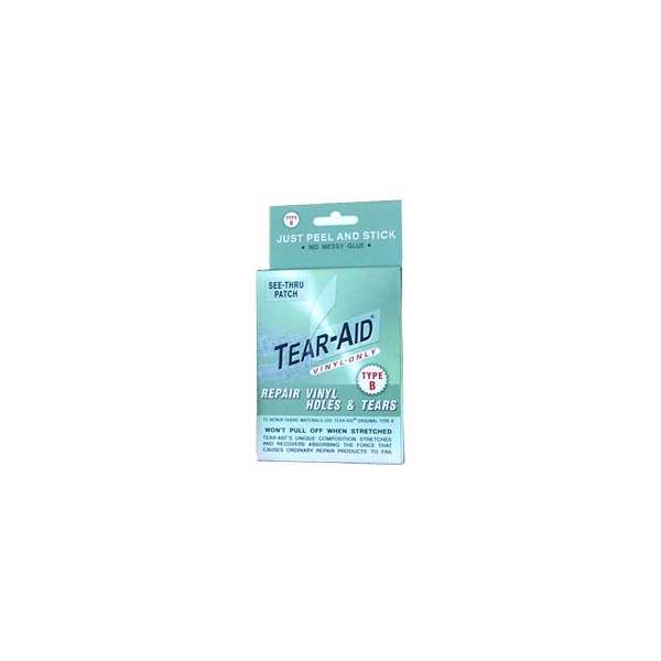 E Searider Tear Aid Vinyl Rk Ta Repair Kit Type B