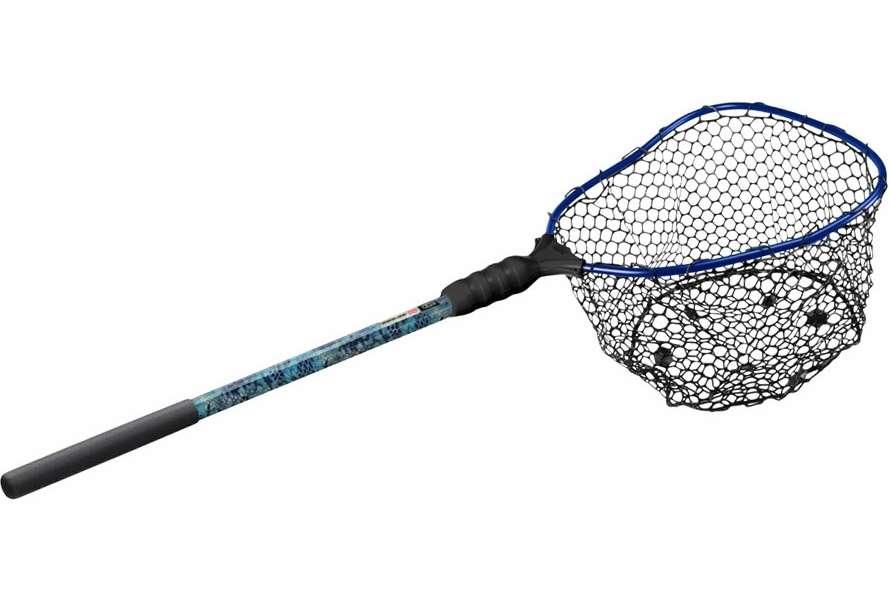 Ego kryptek s1 genesis medium rubber landing net for Rubber fishing net