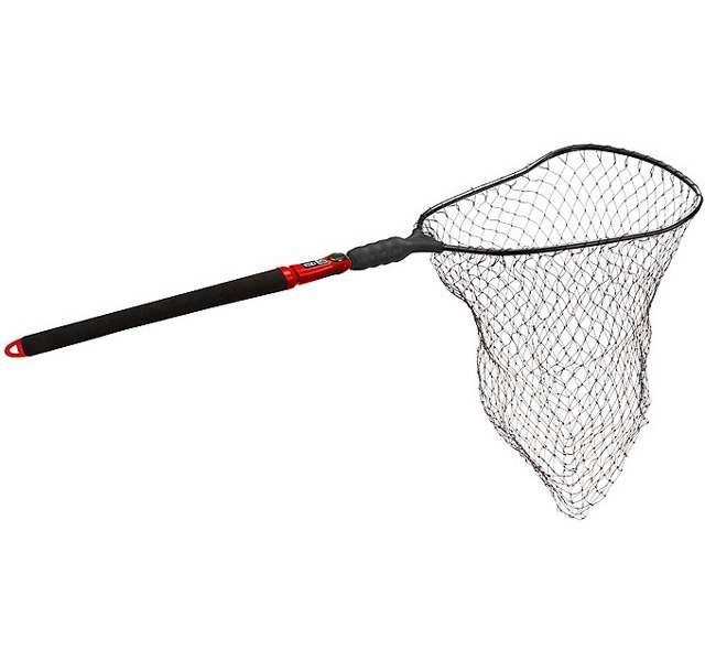 Ego s2 slider 72050 large landing net nylon mesh for Cabelas fishing nets