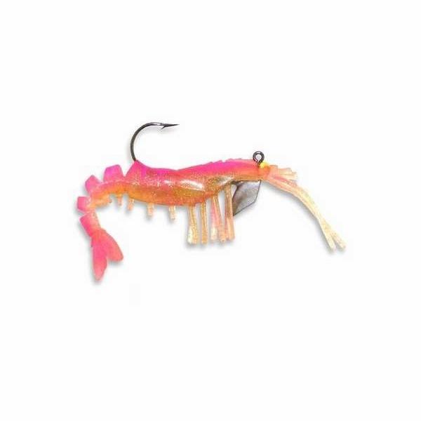 110x ZX Stinger Hooks Blade Vibes Jig Fishing Lure Retrofit Eco Shrimp Bream  VX