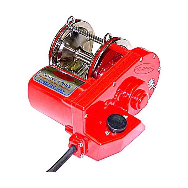 elec tra mate 412 hs electric reel drive for penn 113h2 4 0 elec tra mate electric fishing reel systems  at soozxer.org