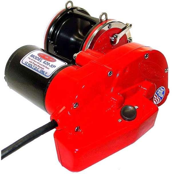 Elec tra mate 620 xp electric reel drive f penn 114h2 for Fish drops reels