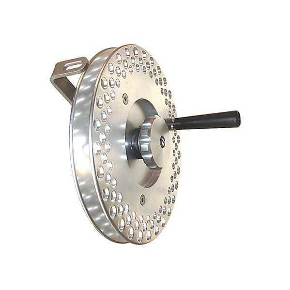 elec tra mate tr 300 8in pancake teezer reel elec tra mate electric fishing reel systems  at soozxer.org