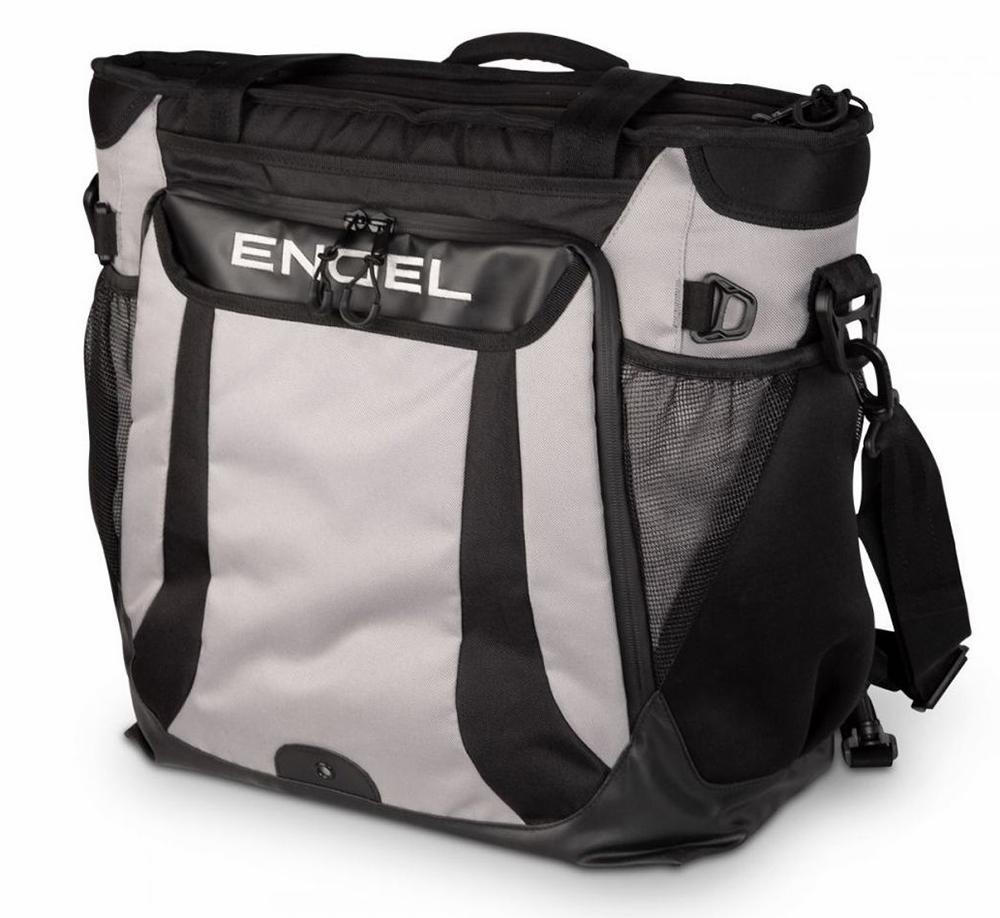 2cb9f729aa Engel ENGCB2-GRAY High-Performance BackPack Cooler - TackleDirect